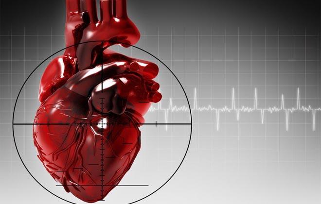 Поражение сердца
