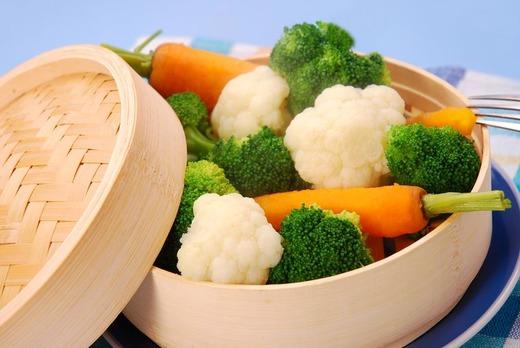 Правильная термическая обработка овощей