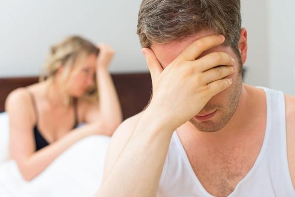 мужское переутомление влияет на потенцию