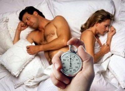 сколько должен длиться сексуальный контакт