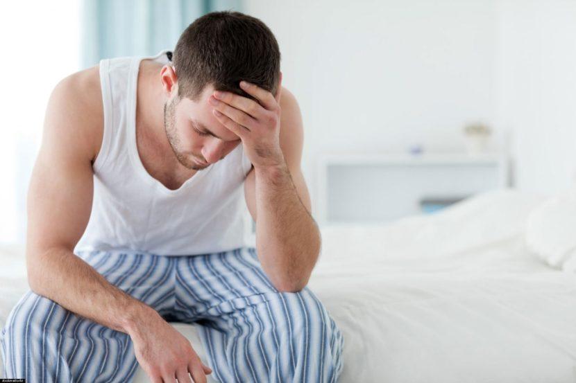 Хронический простатит: причины, классификация, симптомы, диагностика ...