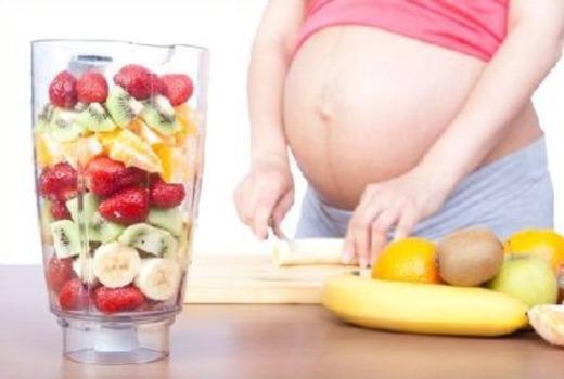 Питание беременной на 40 неделе