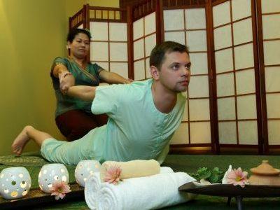 тайский массаж для потенции