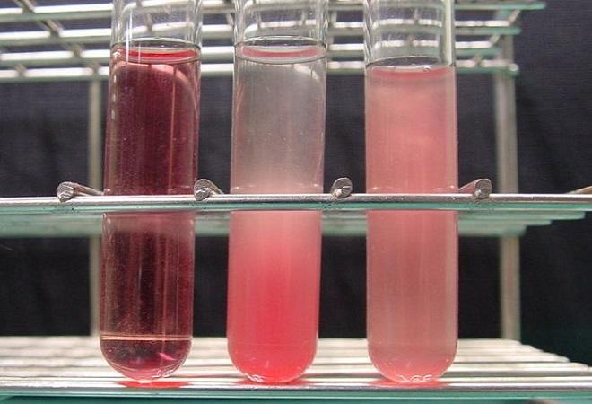 Лабораторное проведение гемолиза