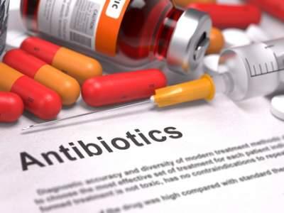 курс антибиотиков при простатите