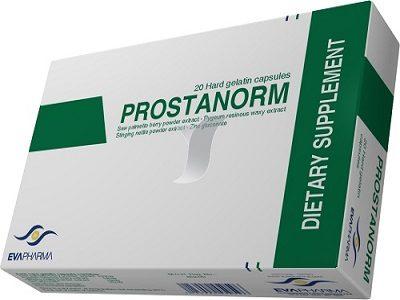 Простанорм от простатита