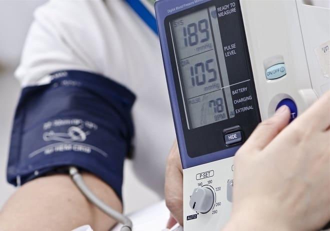Изменения давления вовремя инфаркта и после него