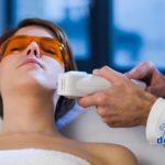 Облучение ультрафиолетом носа