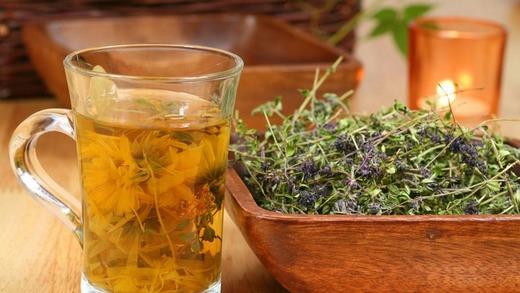 Чай из сочетания трав
