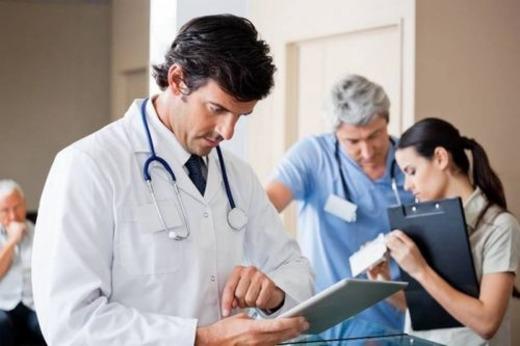 Лечение болезней врачом