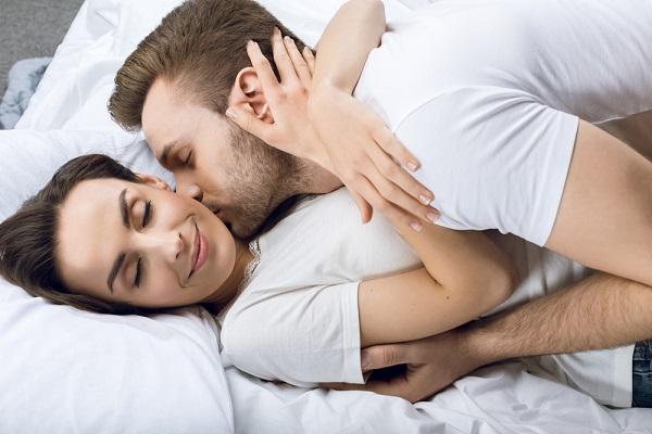 эрекция у мужчины и женщины