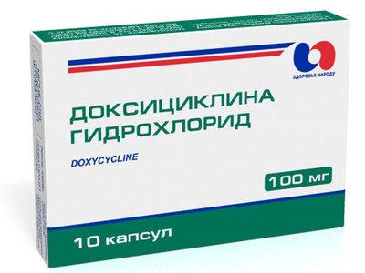 лечение простатита доксициклин