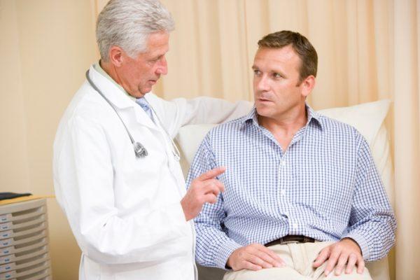 диагностика паховых лимфоузлов у мужчин