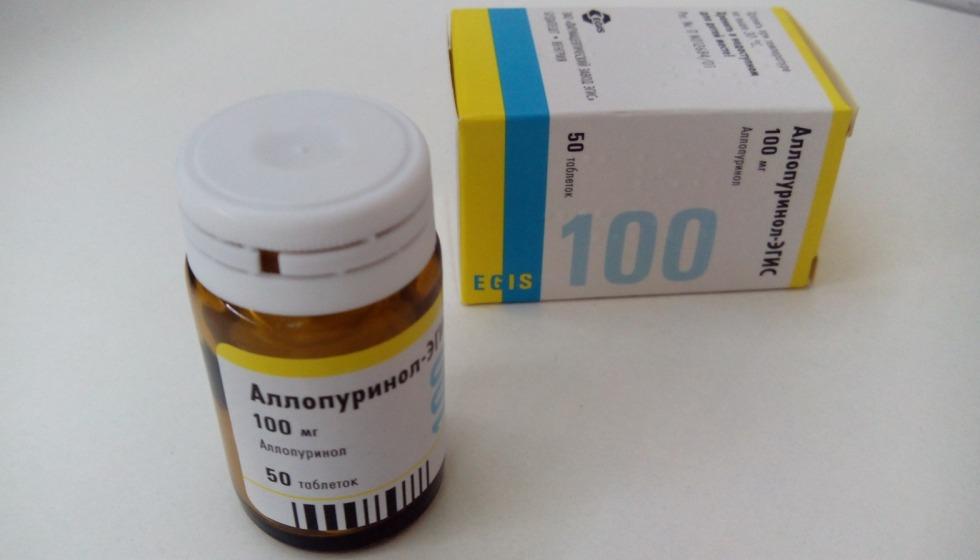 Лекарственный препарат Egis Аллопуринол-ЭГИС - «Действительно помог ...