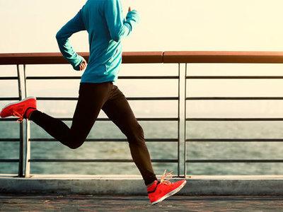 мужской бег для потенции