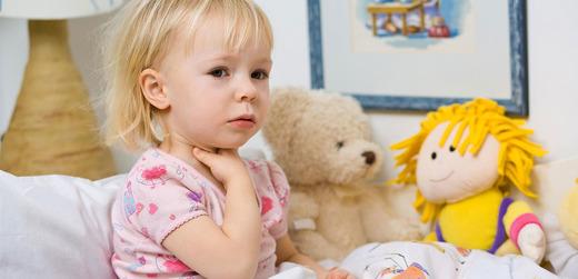 Больной и неактивен ребенок
