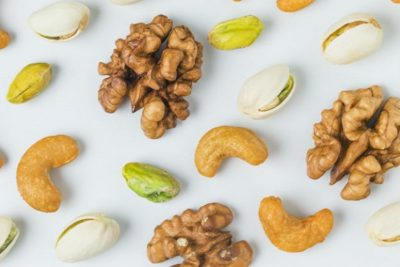 Экзотические орехи для потенции