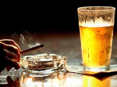 влияние пива