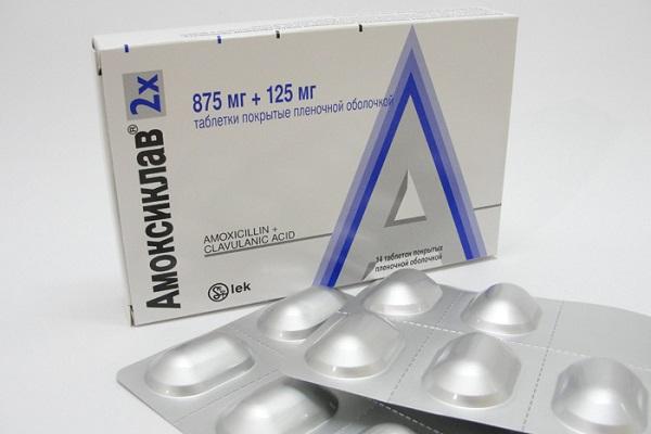 Амоксиклав – антибиотик