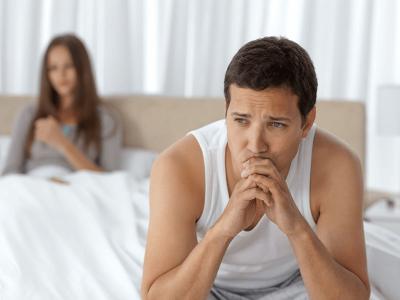 оргазм простатой