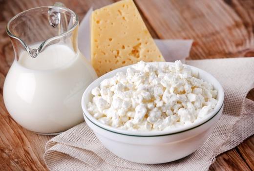 Молочные продукты в последиарейный период
