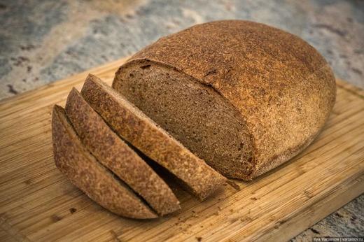 Черствый хлеб