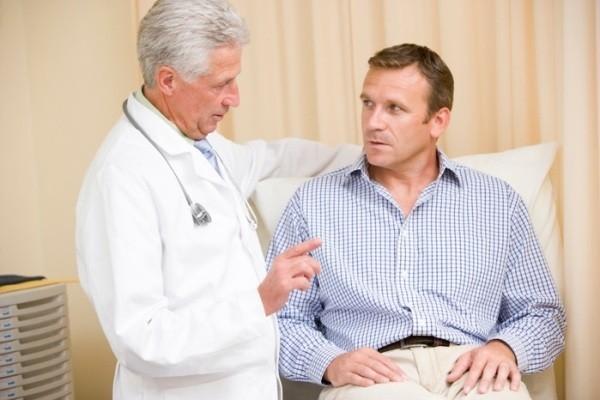 план лечения простатита