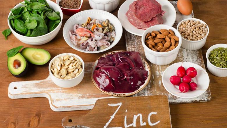 Профилактика простуды: продукты богатые цинком. | homsk