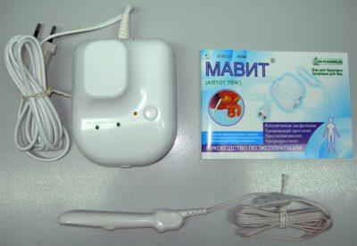 прибор для лечения простатита мавит улп 01