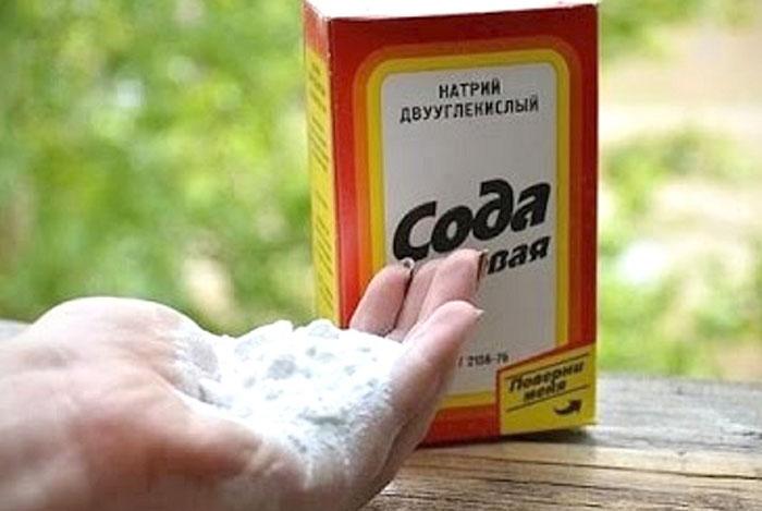 сода при цистите / сода от цистита