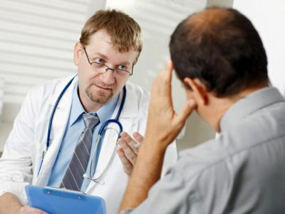 визит к врачу урологу