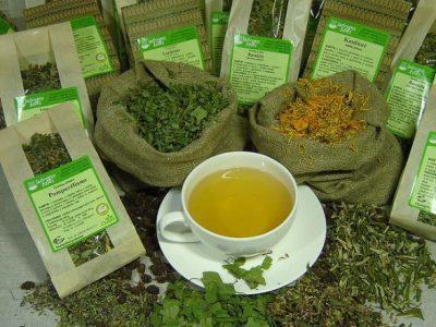 основной состав монастырского чая
