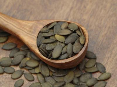 Семена тыквы, пропорции