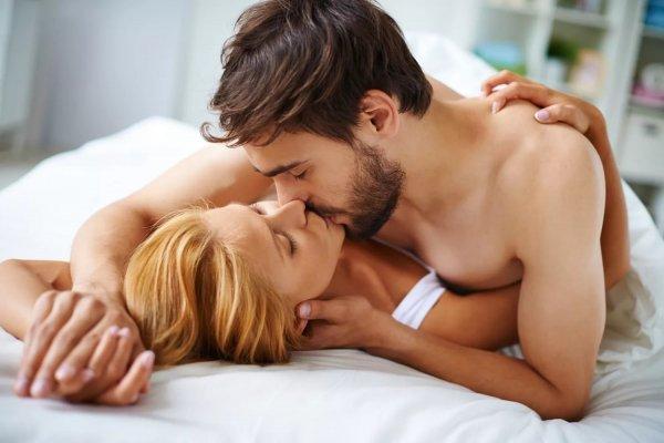 прелюдия к половому акту