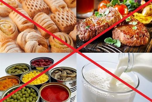 Что нельзя есть после поноса