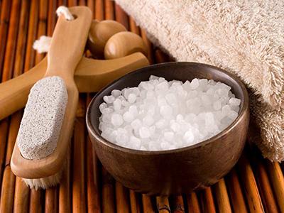 соль в медицине против простатита