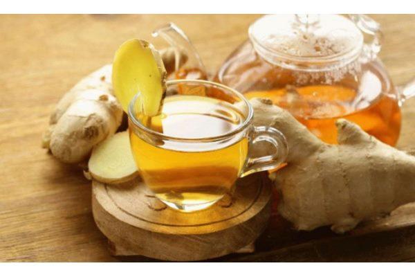 имбирь для потенции чай
